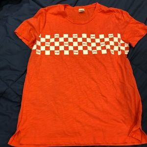 SOLD on Ⓜ️ercari VS PINK checkered shirt